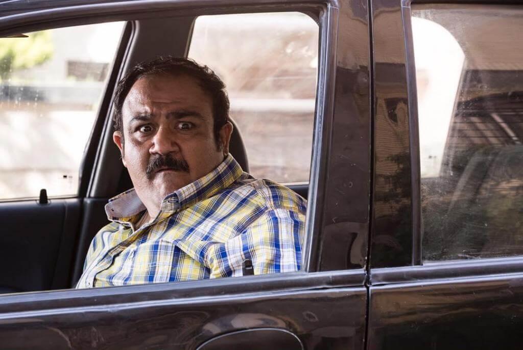 مهران غفوریان در فیلم «پنجاه کیلو آلبالو»