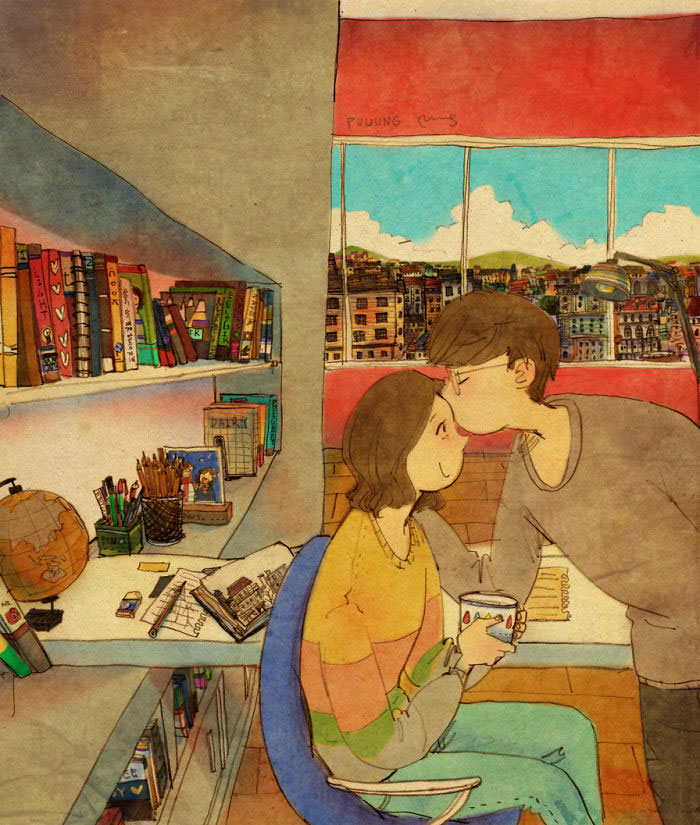 عکس عاشقانه دونفره رمانتیک, عکس دختر پسر بوسیدن
