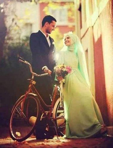 عکس عاشقانه زن و شوهری