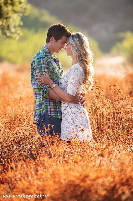سری اول مجموعه عکس های عاشقانه دونفری زیبا