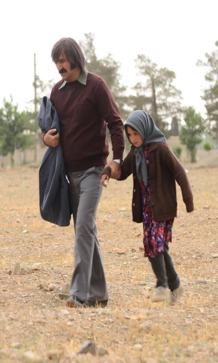 ساره نورموسوی و مهران احمدی در فیلم «نفس» ساخته نرگس آبیار