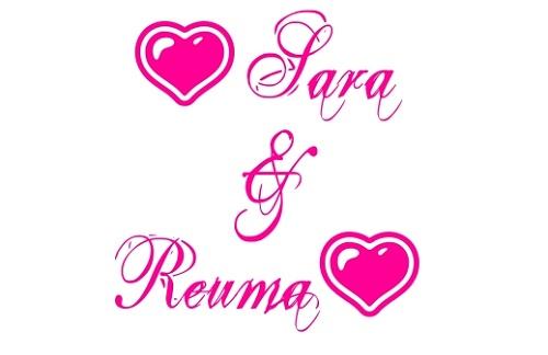 عکس پروفایل اسم سارا و ریوما